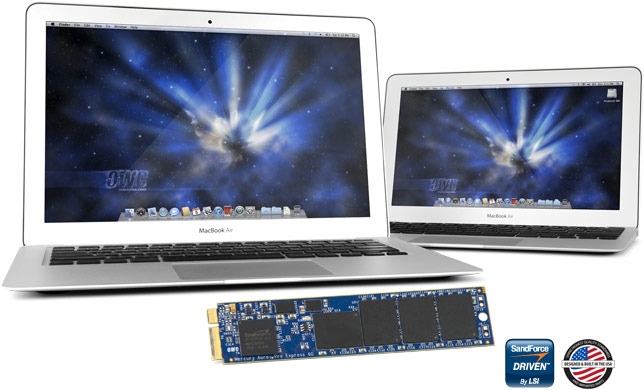 le premier ssd compatible avec le macbook air 2012 macqu bec. Black Bedroom Furniture Sets. Home Design Ideas