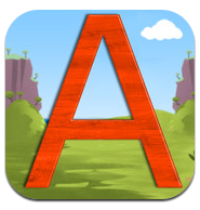 Alphabet application iPad enfant
