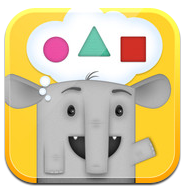 Memo Train Application iPad enfant