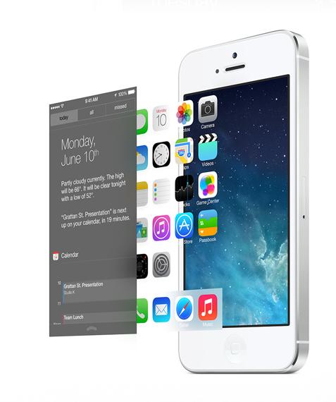 3D iOS 7