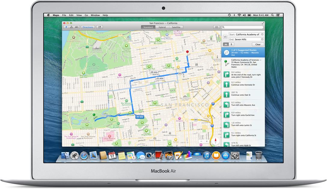 MacBook Air Maverick