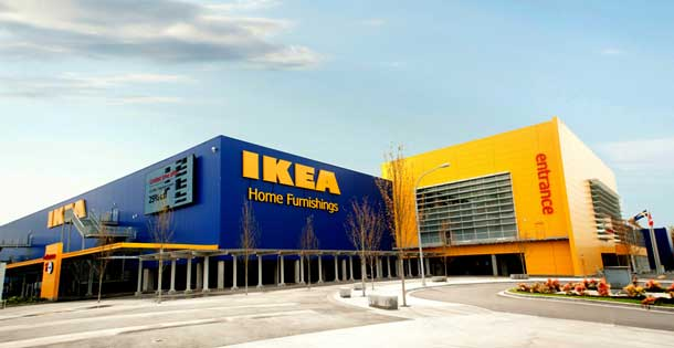 IKEA s'amuse aux dépens d'Apple