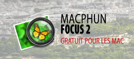 Illustration d'article suer L'utilitaire Focus 2 de MacPhun