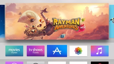 App Store Apple TV