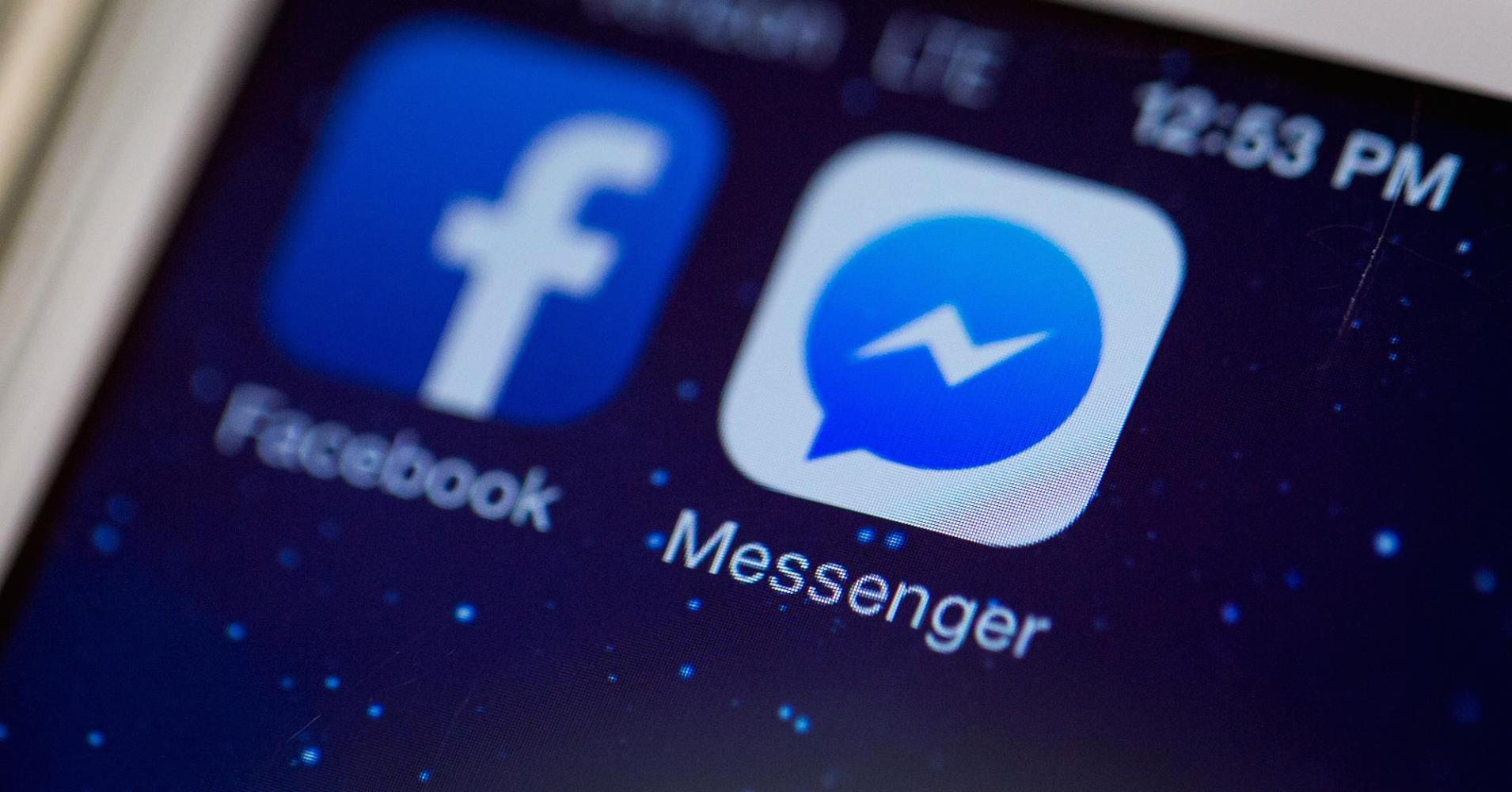 nouveautés Facebook Messenger