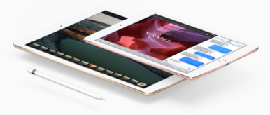 iPad Pro une