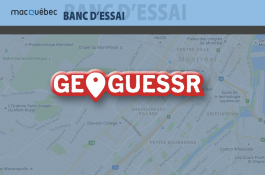 Geoguessr photo d'article