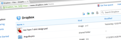 dropbox-interfaceweb