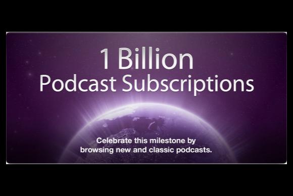 1billionpodcasts