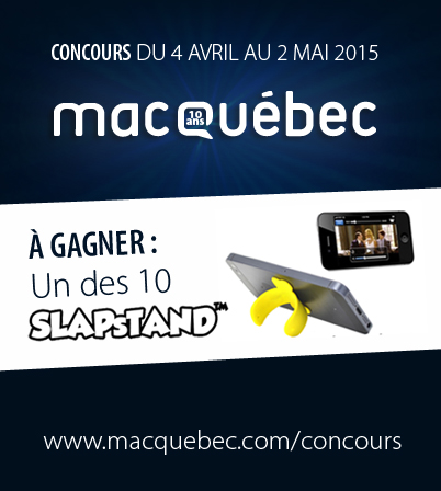 Concours Slapstand