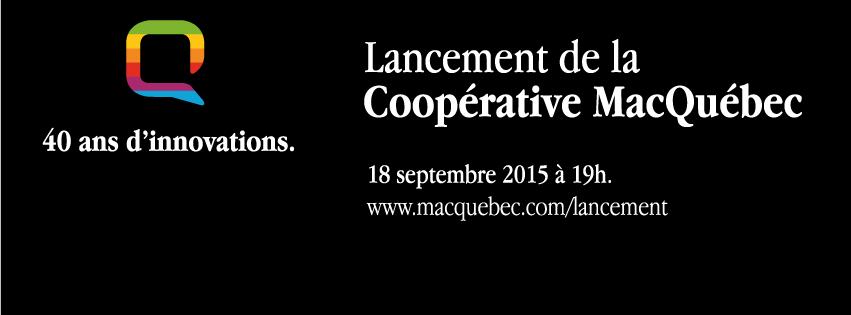 Lancement coopérative