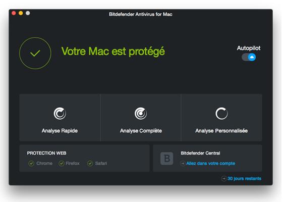 logiciel anti espion pour mac