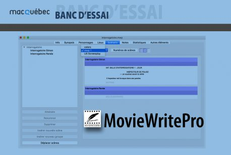 MovieWriterPro - illustration de l'article