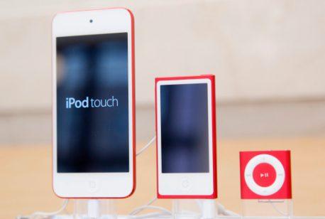 l'iPod nano