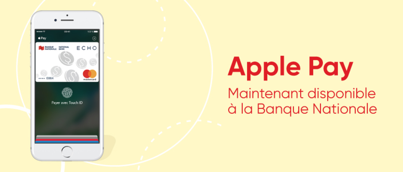 Banque Nationale Apple-Pay