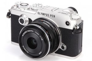 Olympus Pen F au design compact et performant