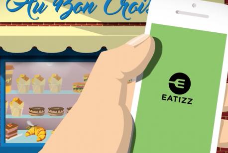 eatizz gaspillage alimentaire
