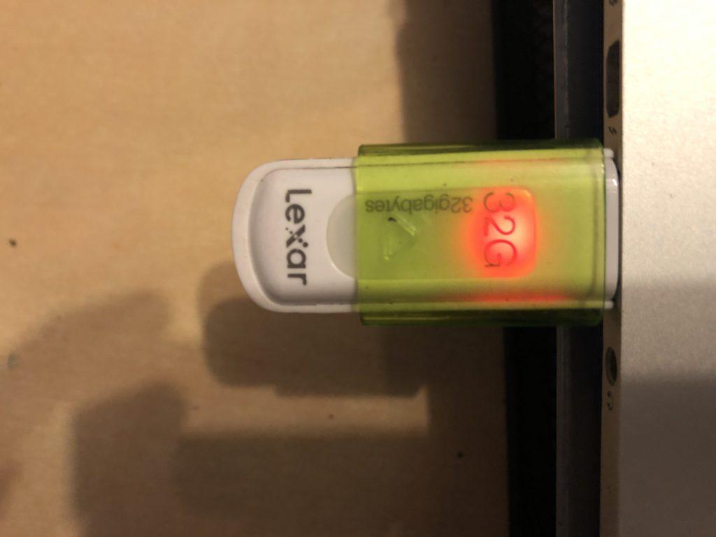 Cle USB choix