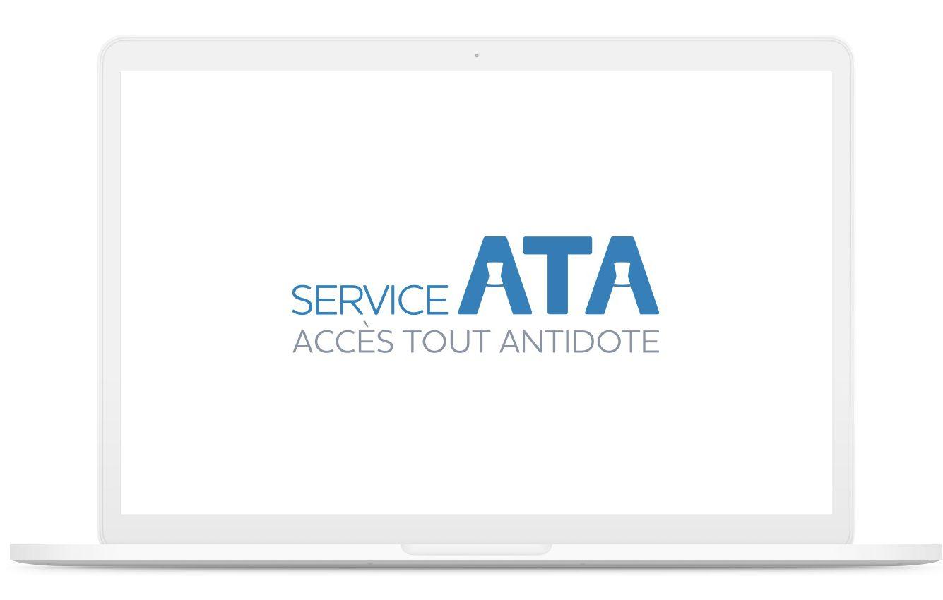 Logo du service Accès Tout Antidote