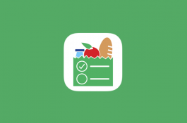 Cuisine application mobile